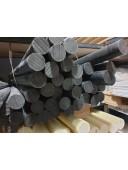 Стержень полиамидный (графитонаполненный)50 мм